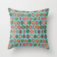 Throw Pillows by Alessandra Spada | Society6
