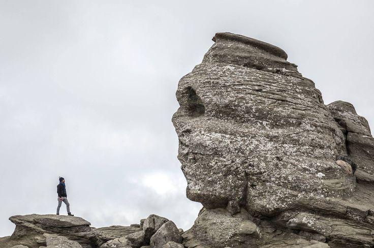 Bucegi Mountains - The Sphinx - Romania