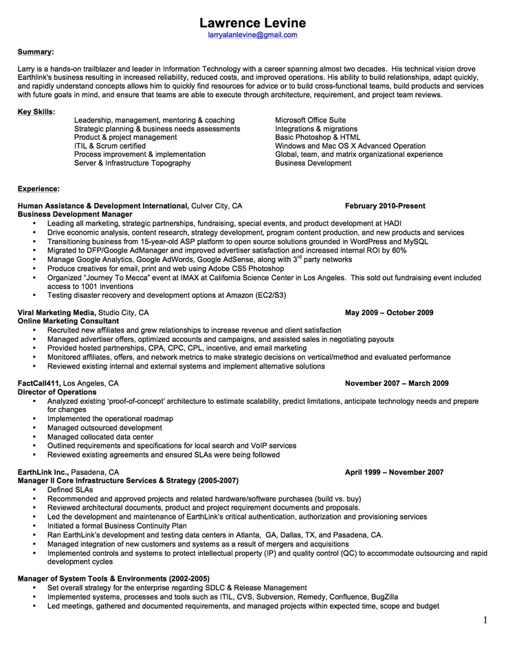 51 best Real Pinterest Resumes images on Pinterest Creative - strategic planning analyst sample resume