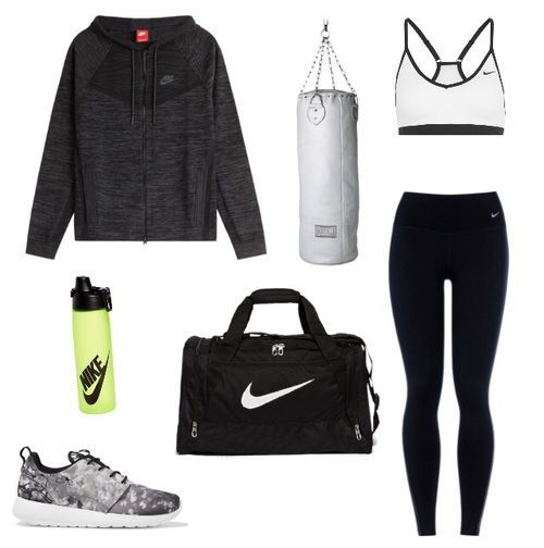 how to look good in gym class