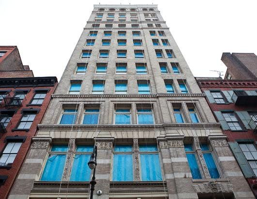 Musician Jon Bon Jovi is selling his apartment located at 158 Mercer Street in New York City, where Bernard Madoff's son, Mark Madoff, committed suicide last December. Bon Jovi is selling his SoHo duplex condo with an asking price of around $45 million, reports New York Post's Andy Wang. (Jeremy Bales/ Bloomberg/ Getty Images)