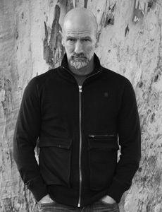 Graham McTavish, aka Dougal MacKenzie