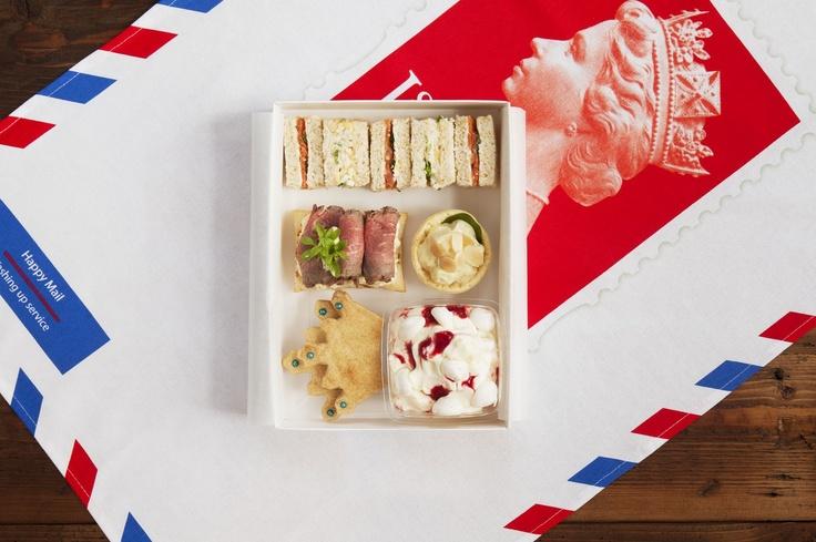 British Lunchbox