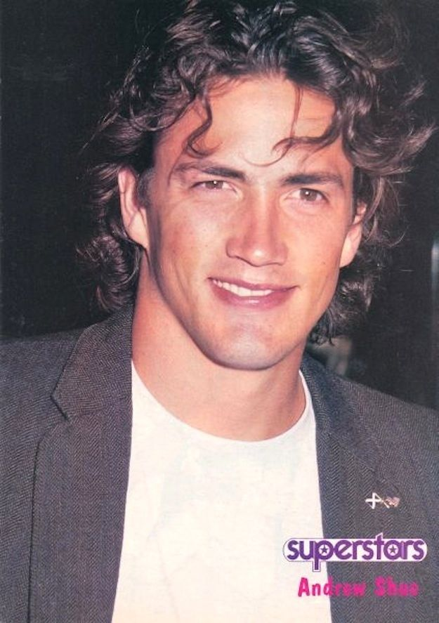 Andrew Shue | 100 Forgotten Heartthrobs Of The '80s And '90s