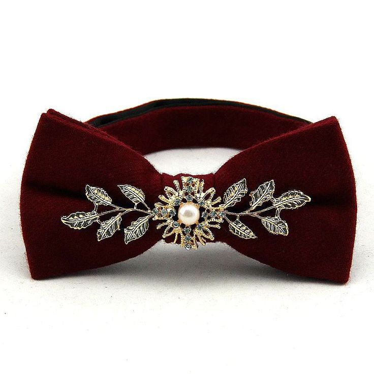 Find More Ties & Handkerchiefs Information about 2016 Fashion Women Dress Party Cravat Wool Bow Tie Solid Color Neckwear Flower Pattern Bowtie Noeud Papillon Christmas Gift ,High Quality bow tie,China bow tie fashion Suppliers, Cheap bow tie pattern from Dotes Mall on Aliexpress.com