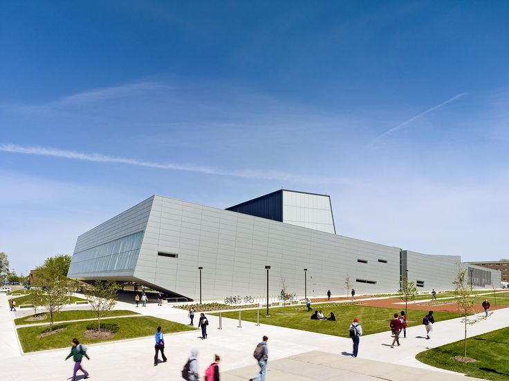 Wolfe Center for the Arts / Snohetta