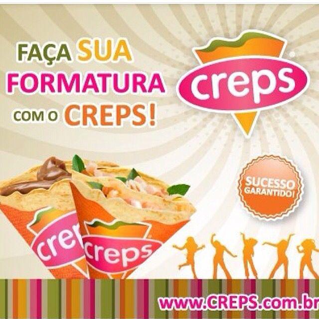 Eventos, festas é com a Creps Curitiba. Park Shopping Barigui loja 2039.