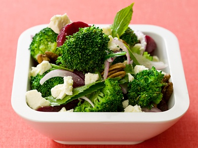Feta, beetroot and broccoli salad IGA Supermarkets - Independent Grocers of Australia |