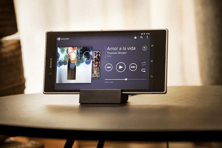 Xperia Z Ultra Media