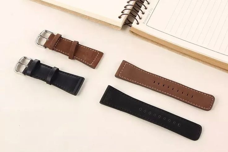 Chicago WatchBand Genuine Leather Wrist Band Strap  For Apple Watch iWatch 38mm  Worldwide delivery. Original best quality product for 70% of it's real price. Hurry up, buying it is extra profitable, because we have good production sources. 1 day products dispatch from warehouse. Fast...