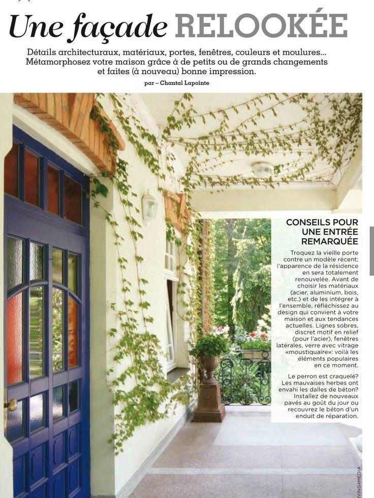 63 best Extérieur Maison - Allée - Porche - Terrain images on - peinture revetement exterieur aluminium