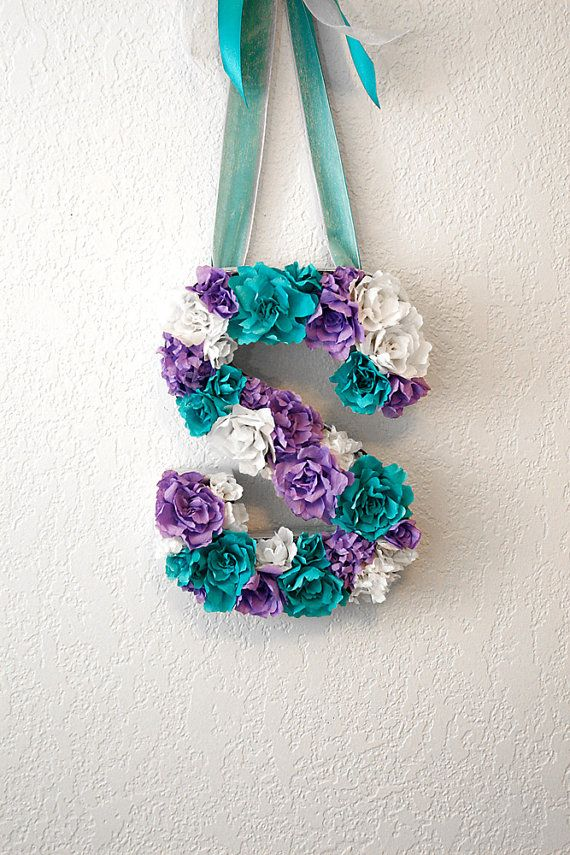 Hey, I found this really awesome Etsy listing at https://www.etsy.com/listing/166243944/custom-flower-letter-girls-name-wedding