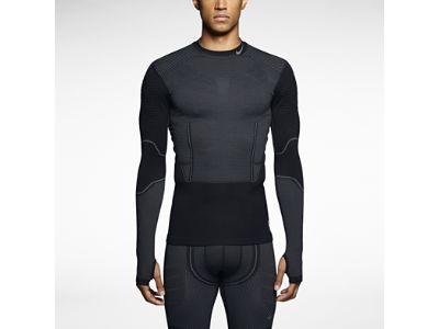 Nike Pro Combat Hyperwarm Flex Men's Shirt for Skiing Base Layer
