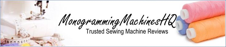 best monogramming machine for small home business