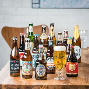 14 Award Winning Beers Of The World And Glass