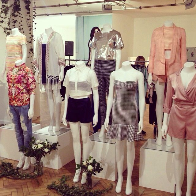 Missguided SS14 Press Day http://instagram.com/bprsocial