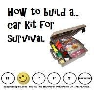 How to build a CAR KIT for SURVIVAL: http://happypreppers.com/car-essentials.html
