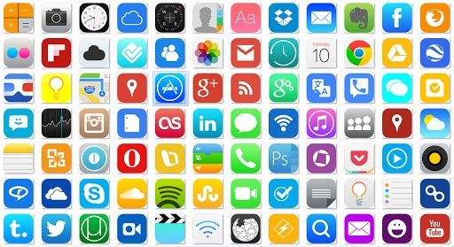 iphone app icons Google Search AFG Mood Board