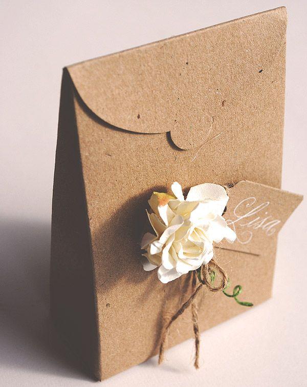 manilla wedding favour gift boxes