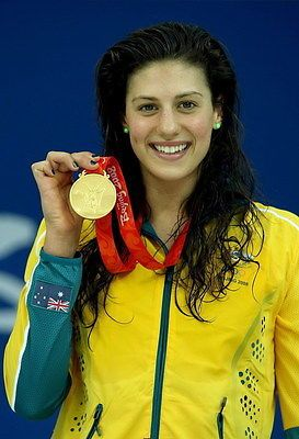 """Ty04054 #stephanie rice - #australian summer olympics #swimming star 14""""x20"""" post,  View more on the LINK: http://www.zeppy.io/product/gb/2/172308153167/"""