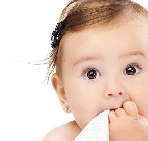 We specialize in ear piercing for children and infants as young as two months of age.  Baby ear piercing is a particularly delicate procedure - for this reason we ensure the services of a highly experienced Registered Nurse in a clean and soothing environment.