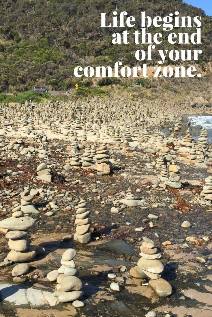 Life begins at the end of your comfort zone.    Are you comfortable...    Travel Quotes to inspire! Travel Quotes to live by!