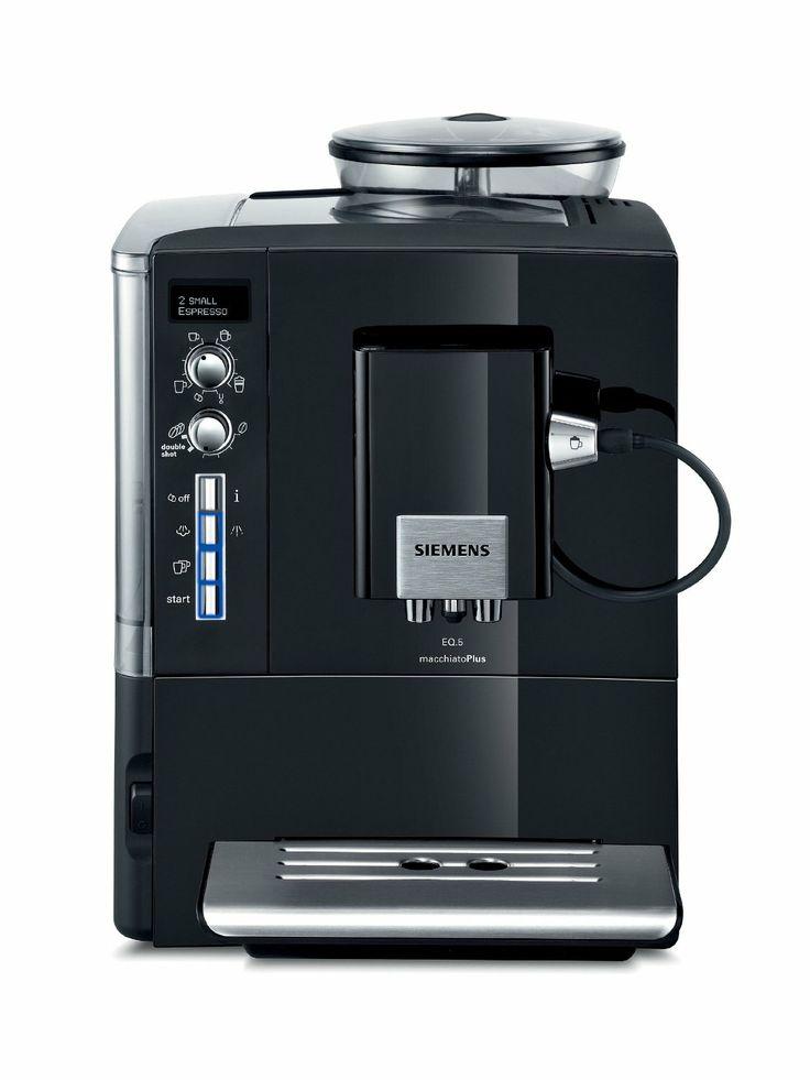 Siemens TE DE Kaffee Vollautomat EQ 5 macchiatoPlus