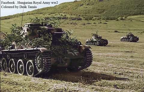 Toldi tanks in advance