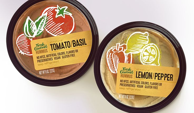 Fresh Gourmet Hummus