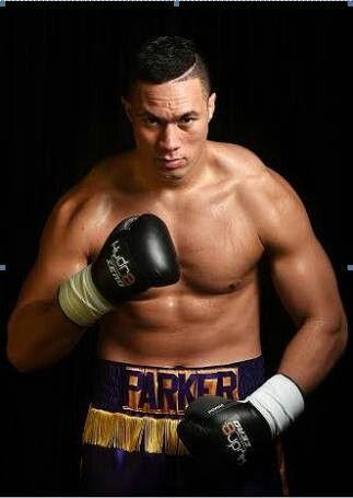 Joseph Parker NZ Pro Boxer