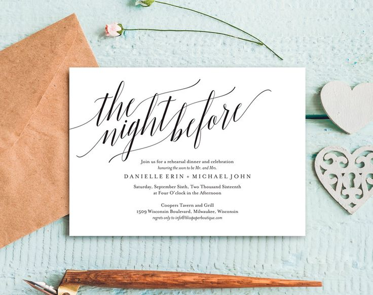 9 Best Rehearsal Dinner Invitations Images On Pinterest   Printable Dinner  Invitations  Printable Dinner Invitations