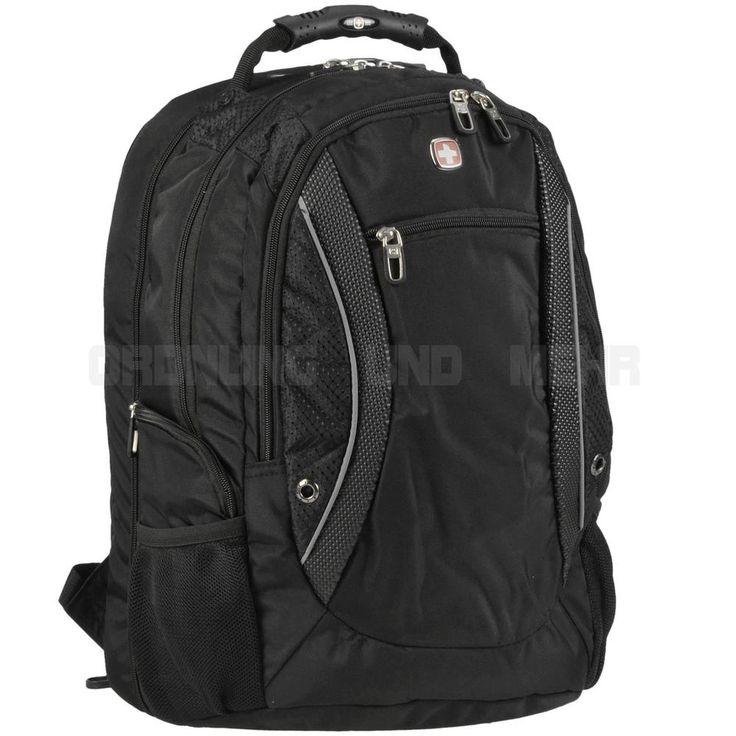 "Laptoprucksack WENGER 17"" SCANSMART Notebookrucksack Rucksack Check In On Board"
