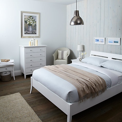 Aspen bedroom furniture white bedroom pinterest for Bedroom inspiration john lewis