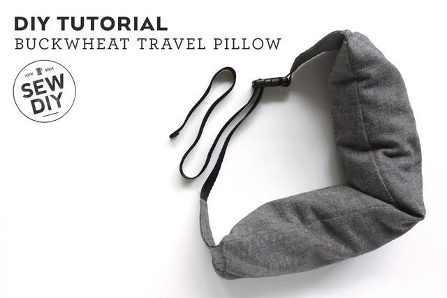 I've never been one of those walking through the airport with a pillow around my neck kind of people but during my last big trip, I saw this pillow at Muji and decided that I needed one. And, of cours