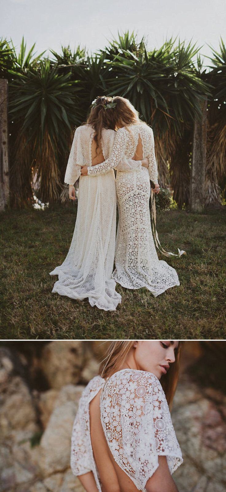 Bridal Trends for 2017 | Two Piece | Bridal Separates | Wedding Dress by Immaclé