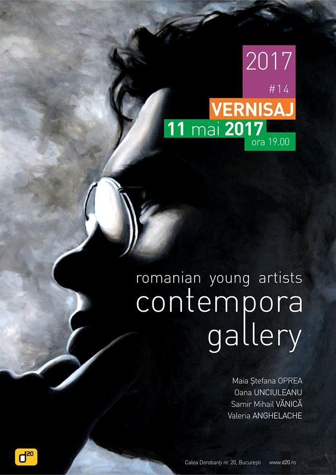 Contempora.  #art #exhibition #artists #paintings #gallery