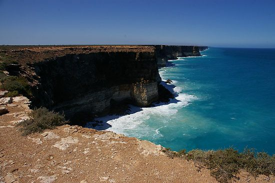 Where The Nullabor meets the Sea.