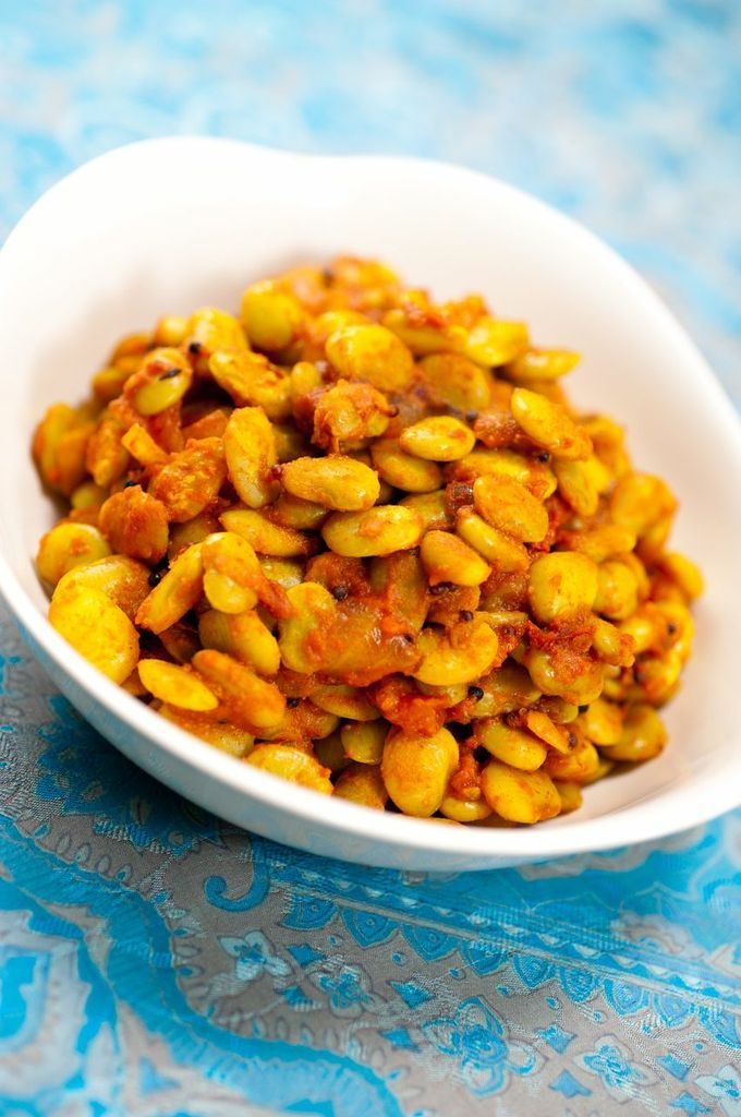 Recipe: Heavenly Lima Beans #vegetarian #vegan #glutenfree (Follow Gaiam for more nutrition, detox, fitness, yoga and green living tips: pinterest.com/gaiam)