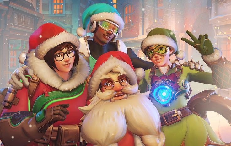 Looking forward to playing this. 'Overwatch' unleashes Winter Wonderland event https://www.engadget.com/2016/12/13/overwatch-unleashes-winter-wonderland-event/