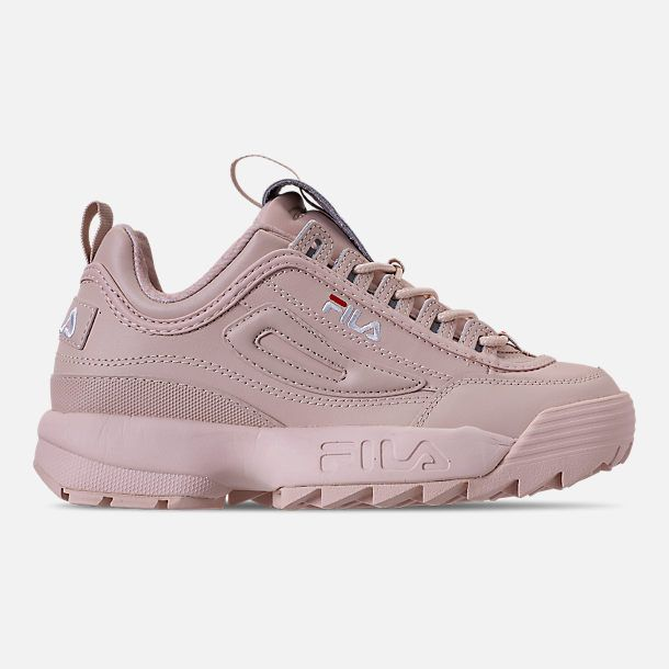 Women's Fila Disruptor 2 Premium Casual Shoes in 2020 | Pink