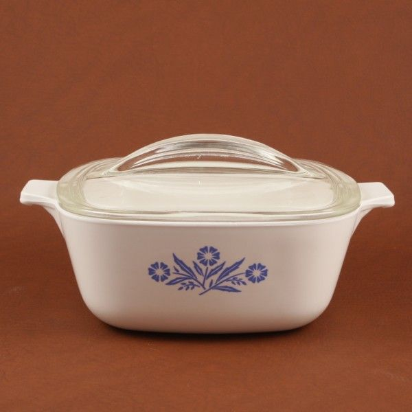 Corning Ware Blue Cornflower Pyrex Fin Lid 1 1/2 Qt & 25 best Corning Ware...cornflower.... images on Pinterest | Vintage ...