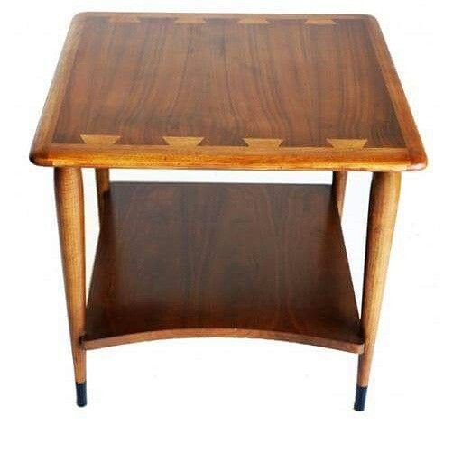 1000 images about mid century modern on pinterest for Table no border
