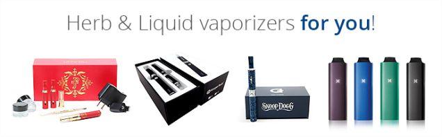 Herb & Liquid Vaporizers for sale Dodgevapor.com