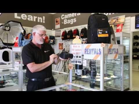 Our Video Review of Canon 700D Digital Camera Body DSLR | Cameras Direct Australia