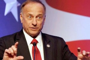 Steve King: The Todd Akin of immigration