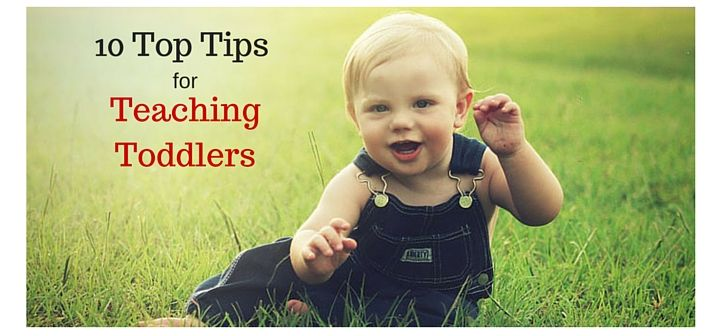 The 10 top tips for teaching toddlers are best revealed in the top 10 statements of the under-3 set. Discover why these traits make teaching toddlers such a joy…and a challenge.