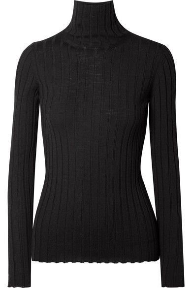 Karen SweaterFashion Merino Ribbed Petrov Petar Wool Turtleneck fyYgIb6v7m