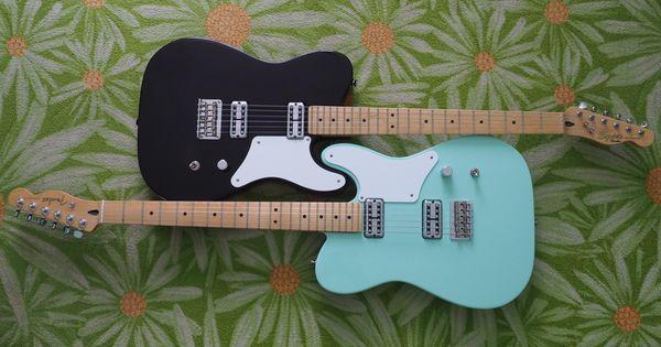 Fender  Squier Telecaster Cabronita | Musique | Pinterest