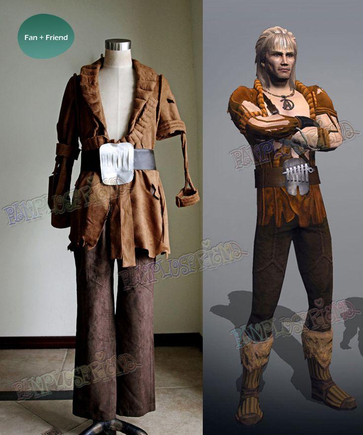 fanplusfriend - Star Trek II: The Wrath of Khan Cosplay Khan Noonien Singh Costume Set, $300.00 (http://fan-store.net/star-trek-ii-the-wrath-of-khan-cosplay-khan-noonien-singh-costume-set)