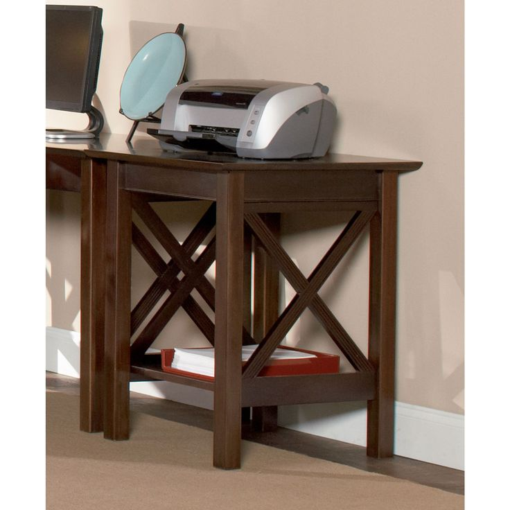 Best 25 Printer Stand Ideas On Pinterest School Desk